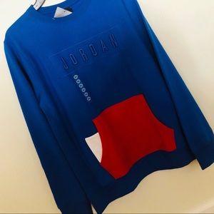 Boys XL/Women's S/NWT Nike Jordan Sweatshirt